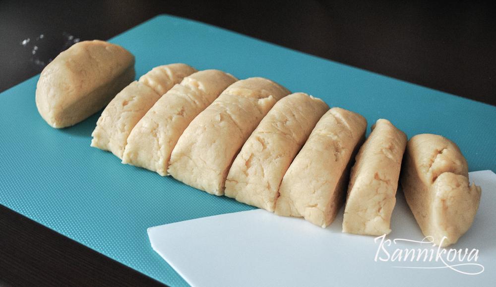 Охлажденное тесто для торта Муравейник