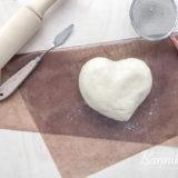 сладкое песочное тесто готово