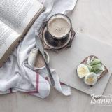 Тост с паштетом и яйцом готов